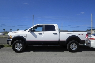 Ram 2500 Power Wagon Blanco 2013