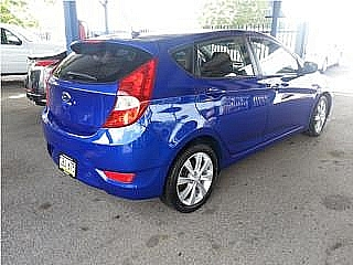 HYUNDAI ACCENT WAGON 2013