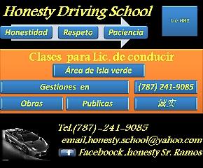CLASES DE CONDUCIR EN CAROLINA
