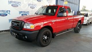 Ford Ranger Xl 2011