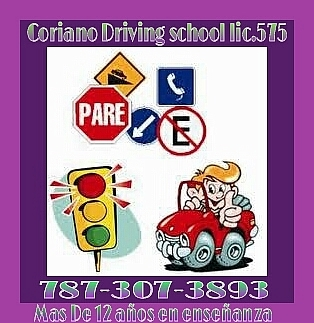 Coriano Driving School Lic.575