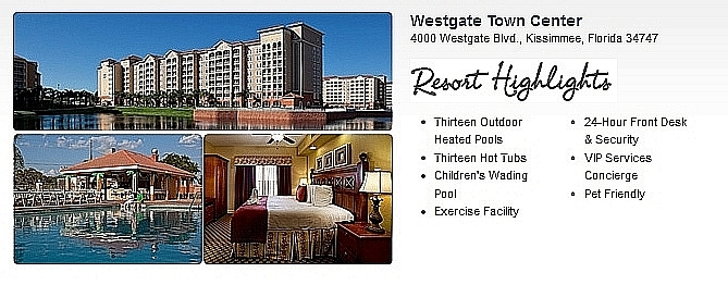 Westgate Town Center Resort