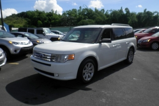 Ford Flex Se Blanco 2009