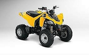 Can-Am DS250 2013