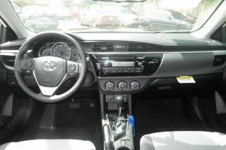 Toyota Corolla L Blanco 2014
