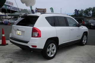 Jeep Compass Sport Blanco 2013