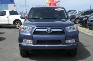 Toyota 4runner Sr5 Azul 2013