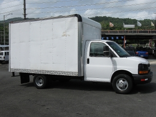 CHEVROLET EXPREES 3500 HI CUBE 2005