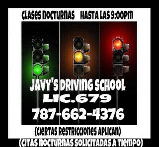 clases de guiar 787-662-4376