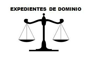 Expedientes de dominio