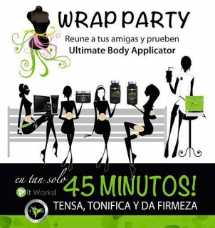 MEGA Wrap PaRTY en Caguas