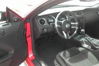 Ford Mustang Gt Premium Rojo 2014