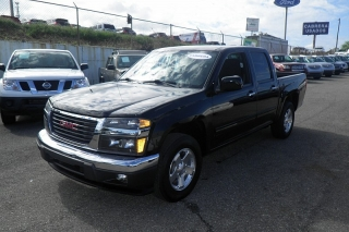 Gmc Canyon Sle1 Negro 2012