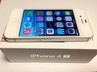 Iphone 4S Blanco 16GB At&T