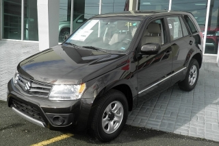 Suzuki Grand Vitara Premium Marron 2013