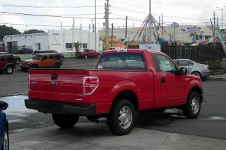 Ford F-150 Xl Rojo 2013