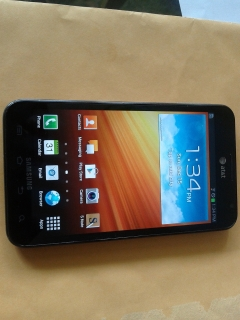 GALAXY NOTE  SGH I717 AT@T GSM UNLOCKED 4G