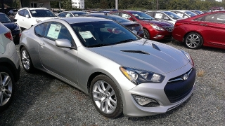 HYUNDAI GENESIS COUPE TURBO 2014