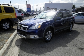 Subaru Outback Ltd Pwr Moon Azul 2010