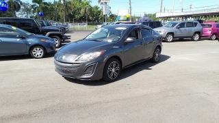 Mazda Mazda3 I Sport Gris Oscuro 2011