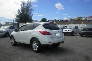 Nissan Murano Sl Blanco 2010