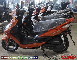 KYMCO MOVIE 150 NUEVA 2014!  0 MILLAS!