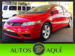 HONDA CIVIC EX VTEC COUPE  SUNROOF LLAMAR AL TEL. (787) 455-8002