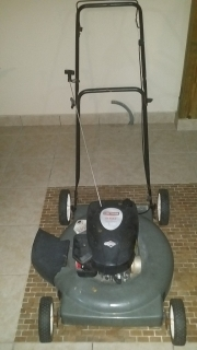 Craftman Lawnmover Serie 550