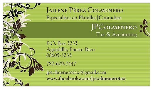 JPColmeneroTax & Accounting