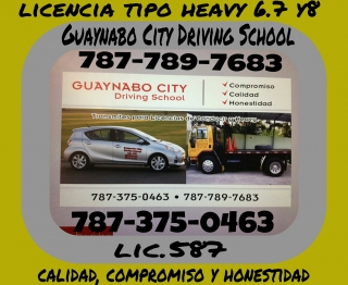 Guaynabo City Driving School