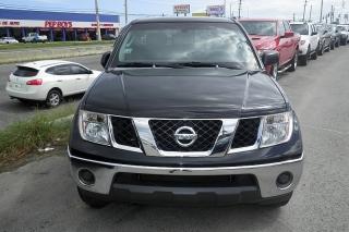 Nissan Frontier Se Negro 2007