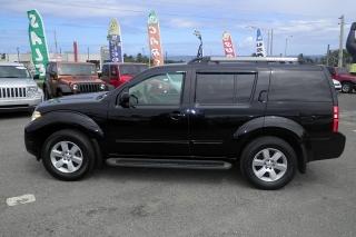 Nissan Pathfinder Se Negro 2008