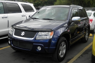 Suzuki Grand Vitara Xsport Azul 2009