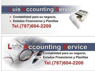 LUIS ACCOUNTING SERVICES