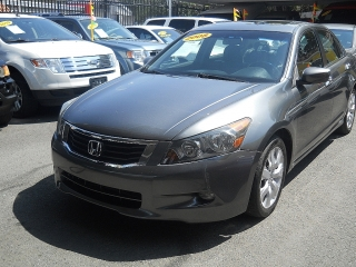 HONDA,  ACCORD EX 2008
