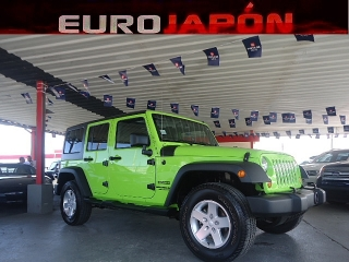 Wrangler Unlimited 2013