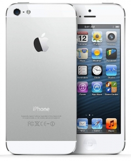 Iphone 5 blanco de Claro 16GB