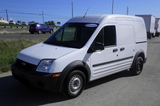 Ford Transit Connect Xl Blanco 2011