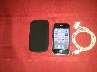 vendo  apple 3  *gb