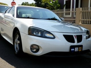 Se Cambia Pontiac GRAND PRIX GT 2004 Blanco