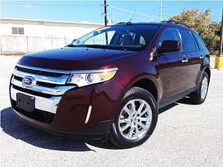 FORD EDGE SEL 2011 ; ENRIQUE (787)934-2994