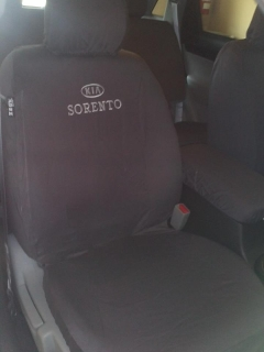 COVERS ZEGA KIA SORENTO 2011 CREMA FULL