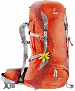 Deuter Futura Pro 34 SL Backpack/Mochila (color: papaya-lava)
