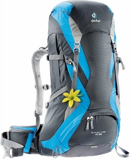 Deuter Futura Pro 40 SL Backpack/Mochila (color: graphite-turquoise)