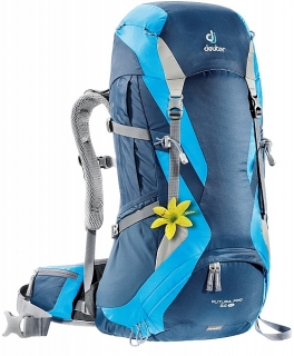 Deuter Futura Pro 34 SL Backpack/Mochila (color: midnight-turquoise)