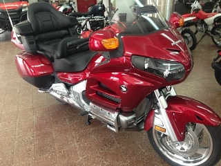 HONDA GOLDWING 2013