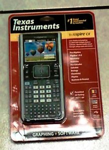 Texas Instrument Nspire CX
