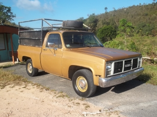 Chevrolet GMC 1985 Oro