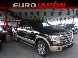 FORD F-150 KING RANCH 4X4 2013