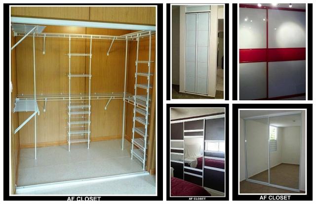 Ba os modernos en puerto rico for Organizadores para closet